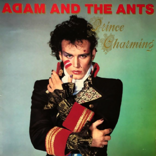 Adam And The Ants - Prince Charming (LP) (VG-/VG)